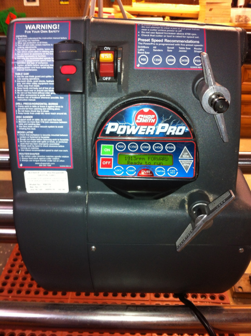 Shopsmith Power Pro Repair